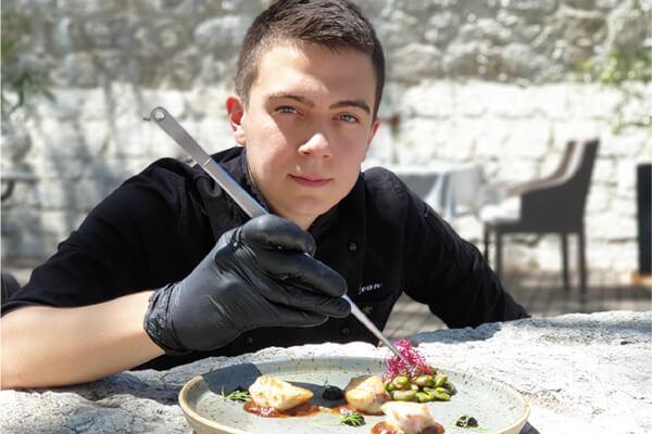 Chef Ivan Tuković